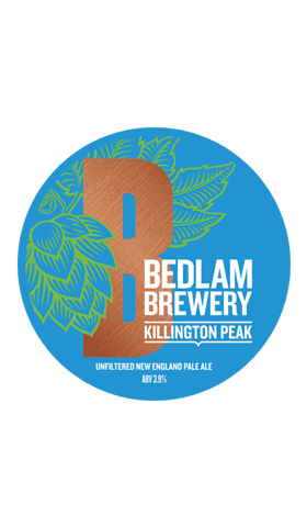 Bedlam Killington Bottle